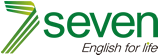Seven English for Life Perú Logo